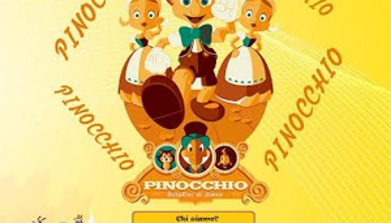 Pinocchio spattacolo di burattini al quartiere San Paolo a Roma