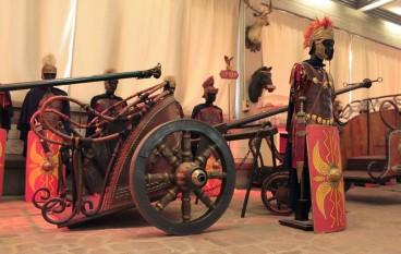 Laboratorio di fumetto al museo le carrozze d'epoca