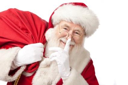 Foto Di Babbo Natale Per Bambini.Il Vero Regalo Di Babbo Natale