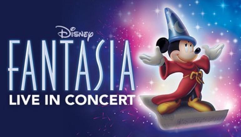 Disney fantasia lo spettacolo evento per tutta la famiglia all'Auditorium