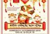 Happy Chinese New Year festa a tema per grandi e bambini
