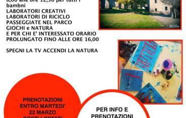Speciale Campus di Pasqua al Parco di Tor Fiscale con Giocartè