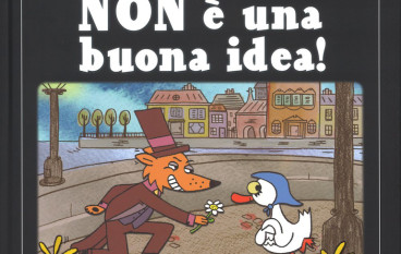 """Non è una buona idea!"" di Mo Willems"