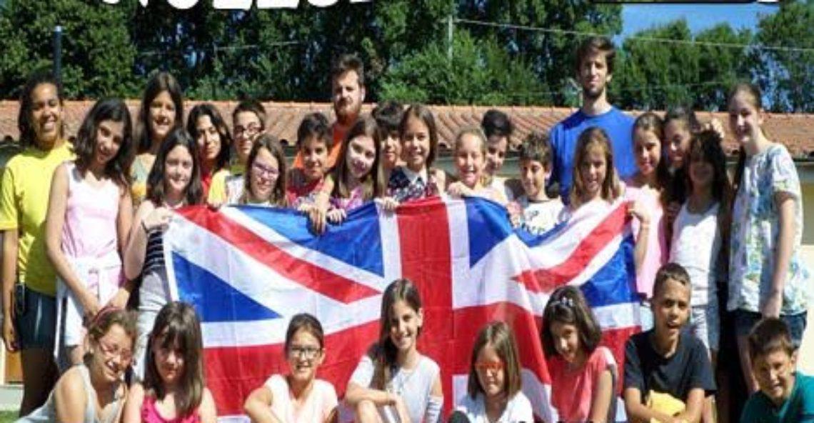 Centro estivo in lingua inglese in agriturismo
