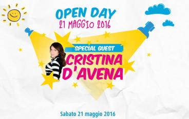 Speciale Open day a Le Fate Turchine con Cristina D'Avena