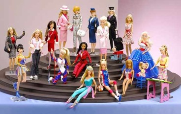 La mostra Barbie.The Icon al Complesso del Vittoriano Roma