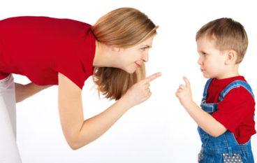 """""""QUESTA ME LA PAGHI!"""": il vissuto emotivo del bambino punito"""