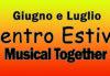 Centro Estivo musica, ballo e canto per bambini dai 6 a 13 anni a Talenti