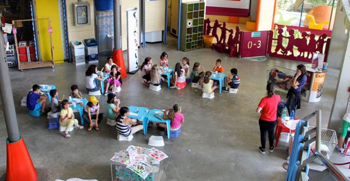 Centri estivi a Roma per bambini fino a 11 anni da Explora