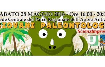 Giovani Paleontologi al Parco dell'Appia Antica