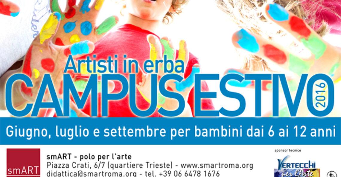 Centro Estivo 2016 per bambini dai 6 ai 12 anni al quartiere Trieste Roma