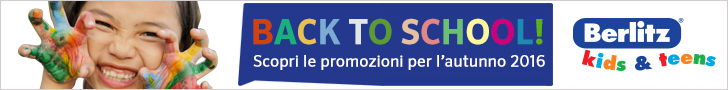 centri estivi in lingua inglese Berlitz roma