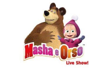 Masha e Orso a Cinecittà World