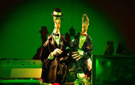 Il Teatro del Piede a Roma il 23 Ottobre