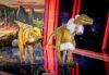"""Un terrorizzante Halloween con lo spettacolo Dinosaur Show """"live experience"""""""