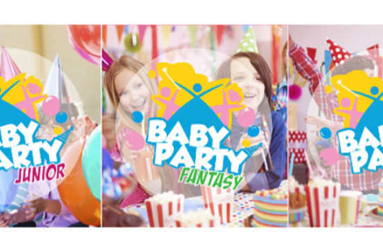 I baby party a Le Fate Turchine a Roma