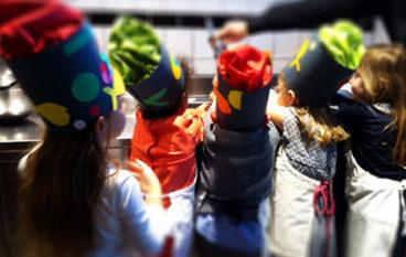 Laboratori per bambini la domenica al ristorante Doney di Via Veneto