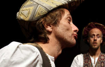 Storia tutta d'un fiato Spettacolo per bambini Teatro Centrale Preneste