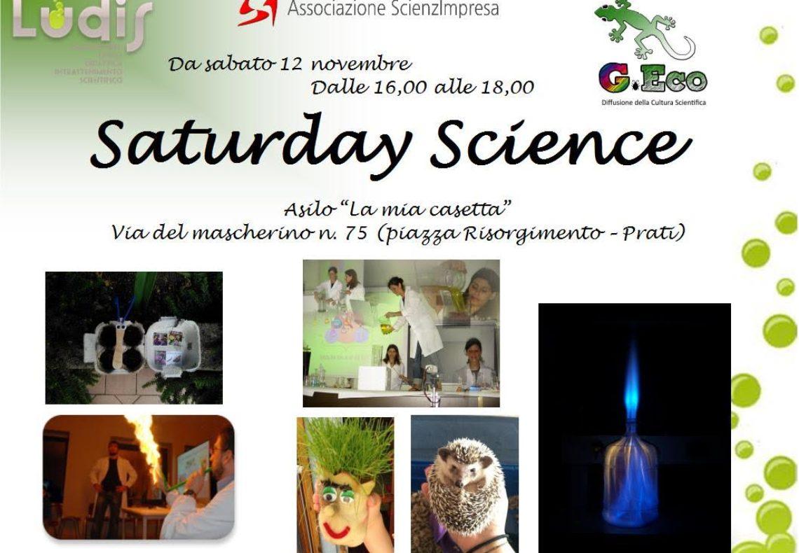Corso di scienze per bambini all'Asilo la mia casetta a Prati