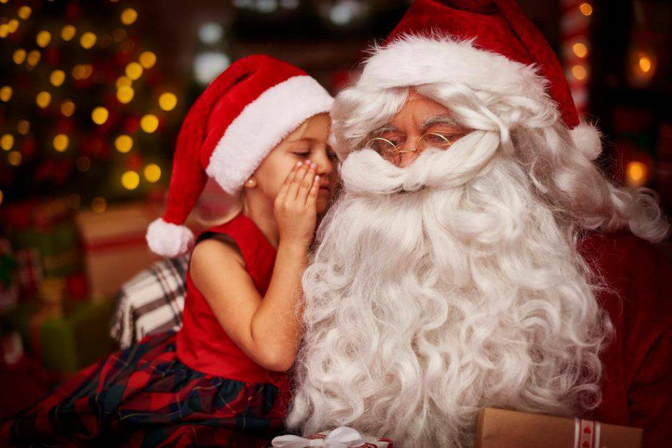 Bambini E Il Natale Immagini.La Verita Su Babbo Natale