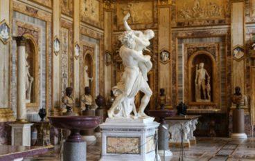 Visita con i bambini alla suggestiva Galleria Borghese da 3 a 13 anni