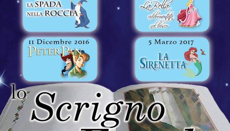 La Bella addormentata nel bosco al Teatro Capocroce di Frascati