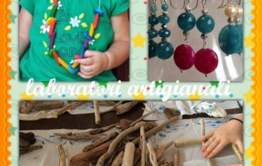 Laboratorio manuale  e creativo per bimbi dai 4 anni a Prati