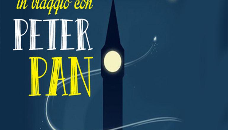 """""""In Viaggio Con Peter Pan"""" spettacolo per bambini dai 3 anni al Tuscolano"""