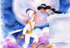 Aladdin spettacolo per bambini dai 3 anni all'emporio delle arti