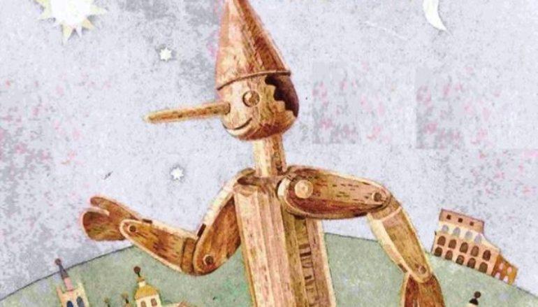 """""""Pinocchio nel paese delle favole polverose"""" un divertente spettacolo all'Emporio delle Arti"""