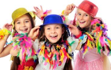 Carnevale al Bio Ristorante pizza e divertimento per grandi e bambini
