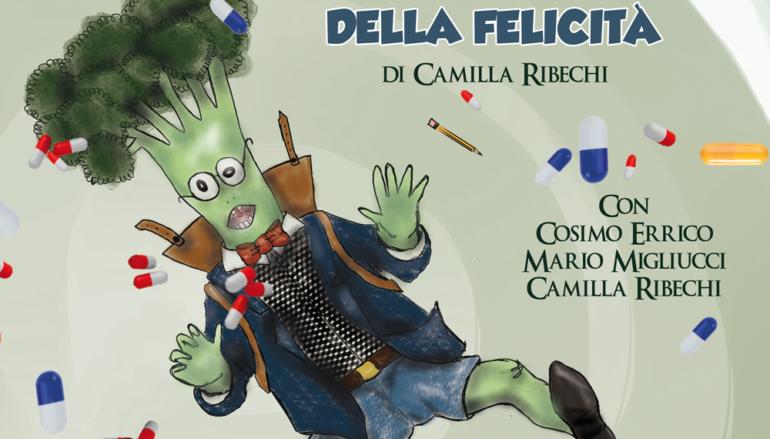 Broccolo e il Talismano della felicità Spettacolo dai 3 anni al Nuovo Teatro San Paolo