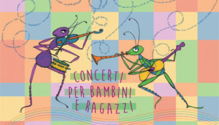 Concerti per Bambini e Ragazzi dai 4 anni  alla Scuola Popolare  di Musica di Testaccio
