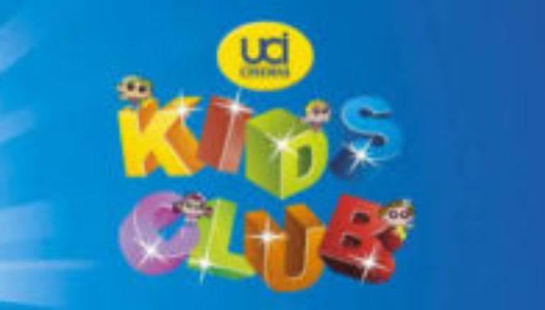 Negli UCI Cinemas tutte le Domeniche continua la rassegna Kids Club