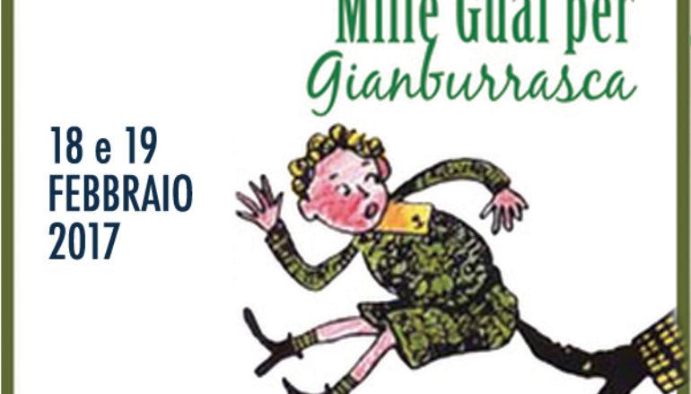 Mille Guai per Gianburrasca, Spettacolo dai 3 ai 10 anni al Teatro Kopò al Tuscolano