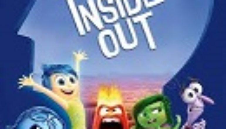 """Domenica per il Kids Club di Uci Cinemas """"Inside out"""""""