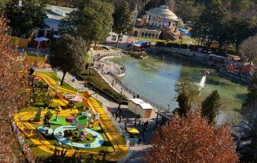 Il 23 marzo riapre il Luneur Park di Roma