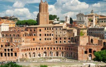 Visita ai Mercati di Traiano con i bambini