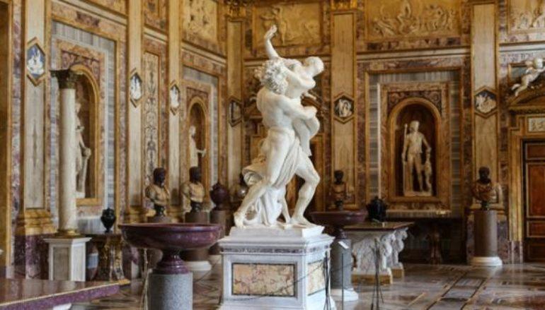 Visita alla Galleria Borghese con i bambini