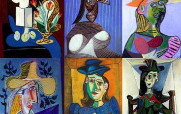 Papà, giochiamo insieme a ritrarci come Pablo Picasso? Pratica Mindfulness dai 5 ai 10 anni