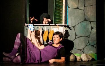 Susina, Spettacolo dai 2 anni al Teatro Mongiovino