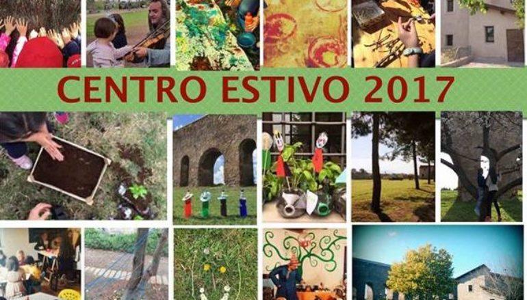 Centro Estivo Natur-Artè per bambini dai 3 ai 13 anni Appia-Tuscolana