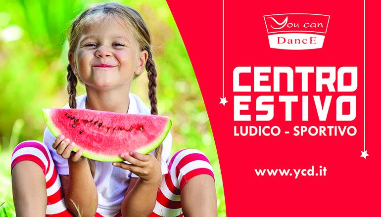 Centro estivo You Can Dance per bambini e ragazzi dai 3 ai 13 anni in zona Trieste II Municipio Roma