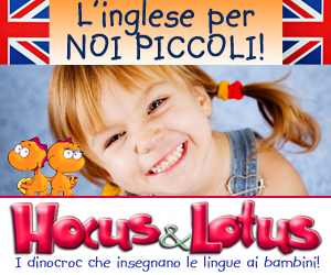 Corsi d\'inglese per bambini a Roma Hocus & Lotus