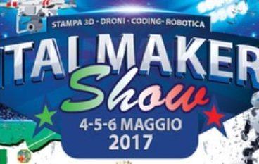Italmaker Show 2017 evento gratuito dai 6 ai 14 anni a Tor Bella Monaca