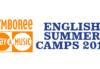 GYMBOREE ENGLISH SUMMER CAMPS 2017