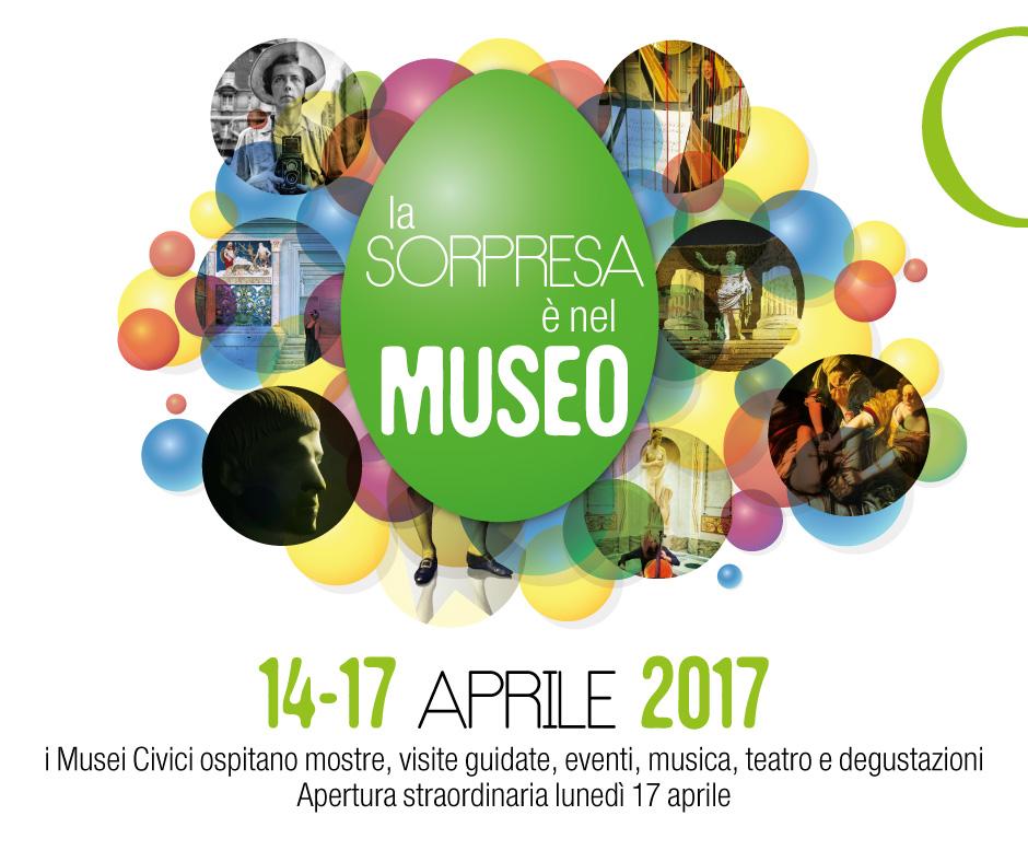 Musei bambini Roma pasqua 2017