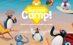 Pingu's English Summer Camp 2017 per i bambini dai 3 ai 10 anni