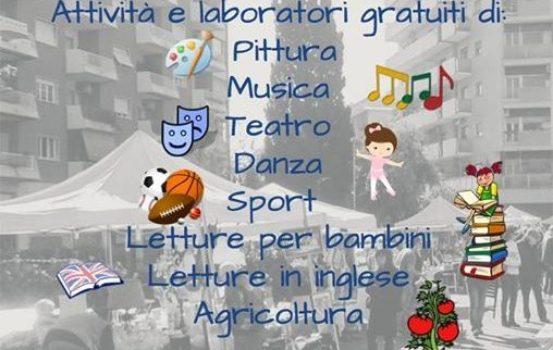 Laboratori per Bambini, musica, teatro e danza con Vivere Balduina