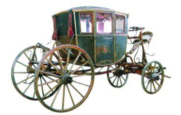 Visita guidata per tutte le età al Museo delle Carrozze